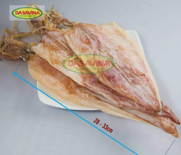 Mực khô loại 1 chất lượng, thịt mực dẻo, dai và không vụn