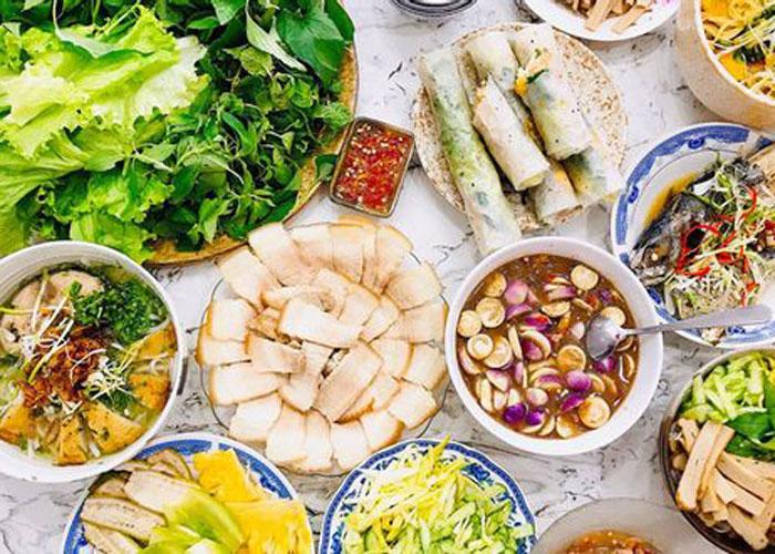 Nền ẩm thực phong phú của miền Trung